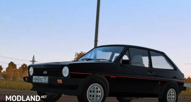 Ford Fiesta XR2 MK1 1981 [1.5.9]